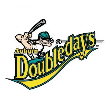 free vector Auburn doubledays 0