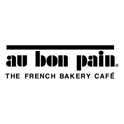 free vector Au bon pain