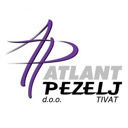 free vector Atlant pezelj