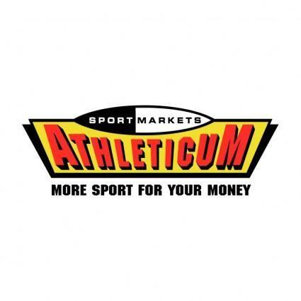 free vector Athleticum