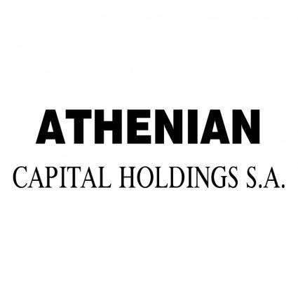 free vector Athenian capital holdings