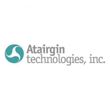 free vector Atairgin technologies