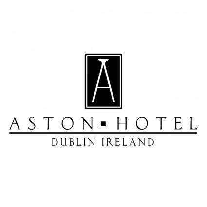 free vector Aston hotel