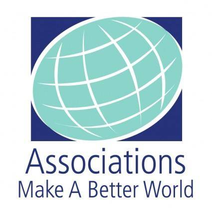 free vector Associations make a better world