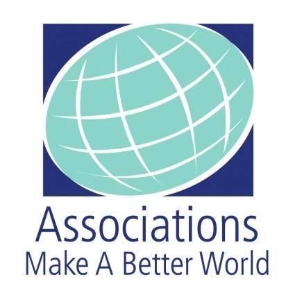 free vector Associations make a better world
