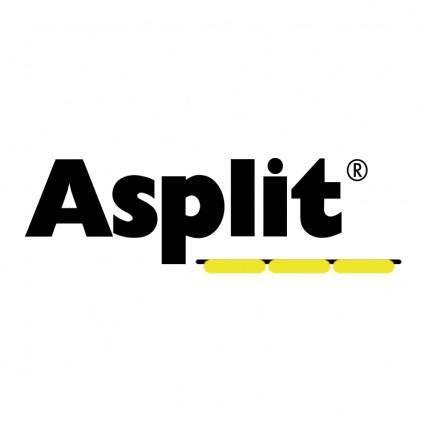 Asplit