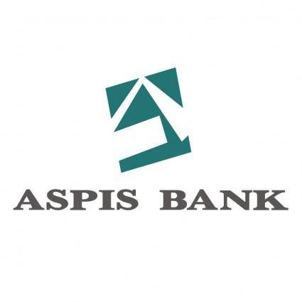 free vector Aspis bank