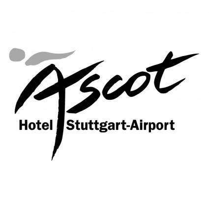 free vector Ascot hotel