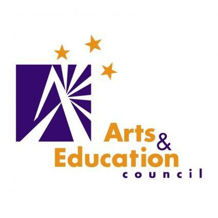 free vector Arts education council