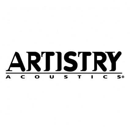 Artistry acoustics