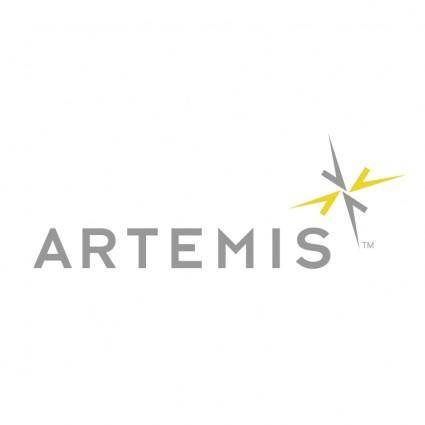free vector Artemis