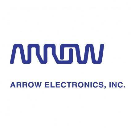 free vector Arrow electronics