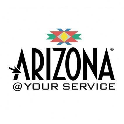 free vector Arizona your service