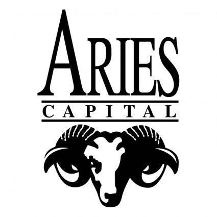free vector Aries capital