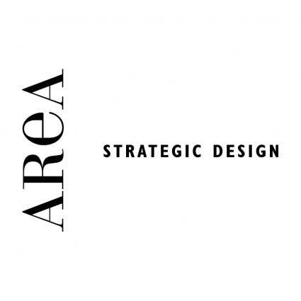 Area strategic design