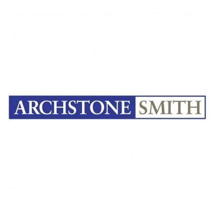 free vector Archstone smith