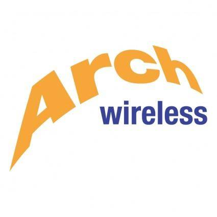 free vector Arch wireless