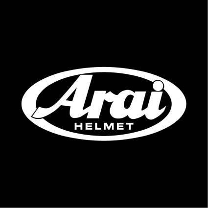free vector Arai helmets
