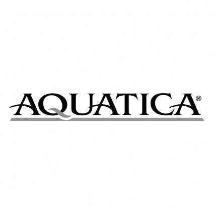 free vector Aquatica