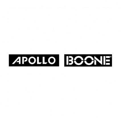 Apollo boone
