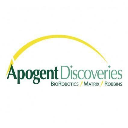 Apogent discoveries