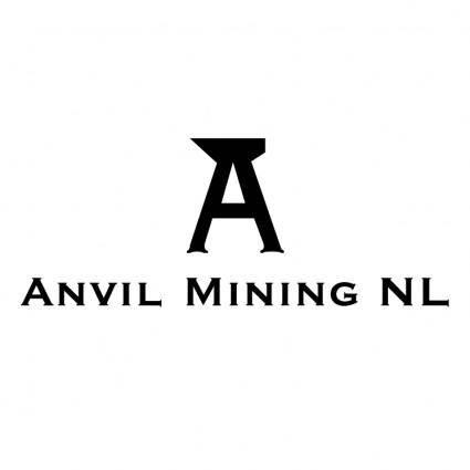free vector Anvil mining