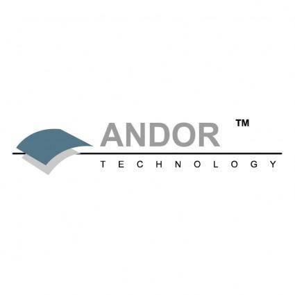 free vector Andor technology