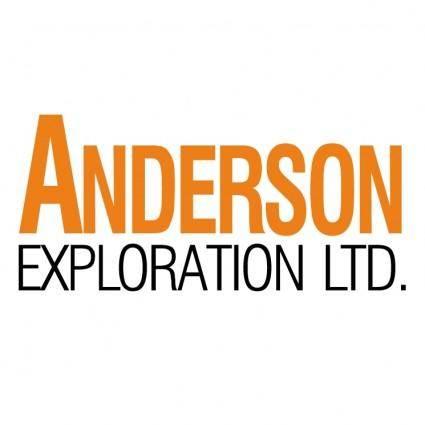 Anderson exploration