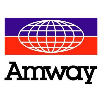 free vector Amway 1