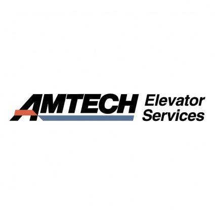 free vector Amtech elevator services