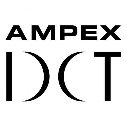 free vector Ampex dct