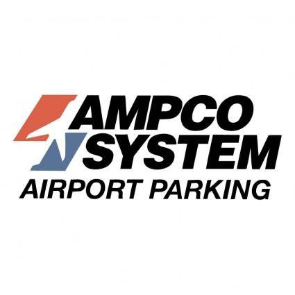 Ampco system airport parking