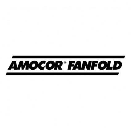 Amocor fanfold