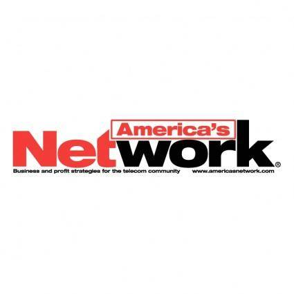 free vector Americas network