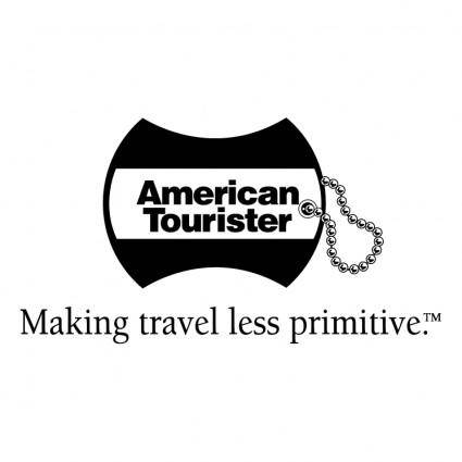 free vector American tourister 0