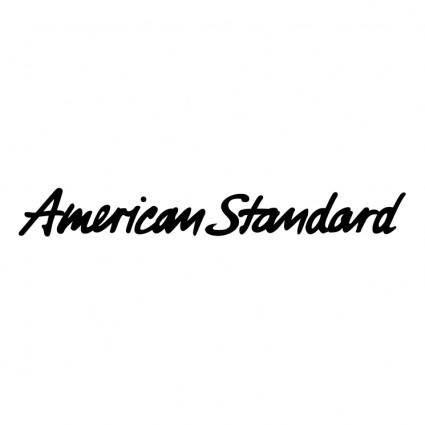 American standard 1