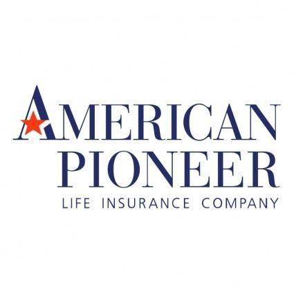 American pioneer