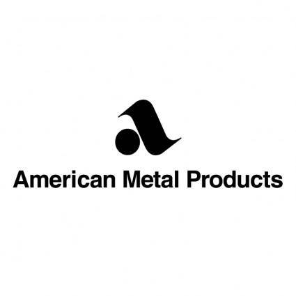 free vector American metal products