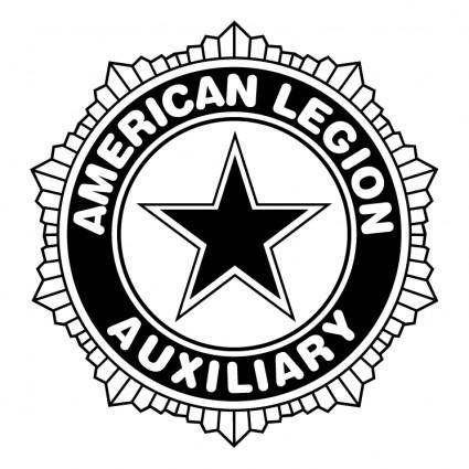 free vector American legion auxiliary 0