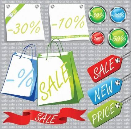 free vector Sale promotion related to vector