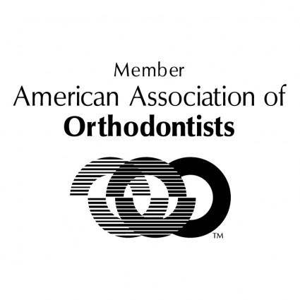 free vector American association of orthodontists