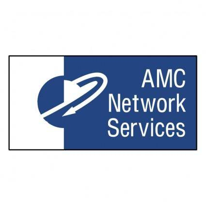 free vector Amc network services 0