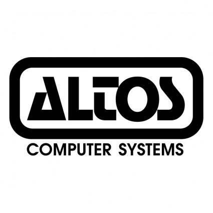 free vector Altos
