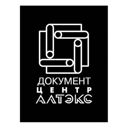Altex document center 0