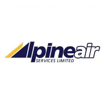 free vector Alpineair