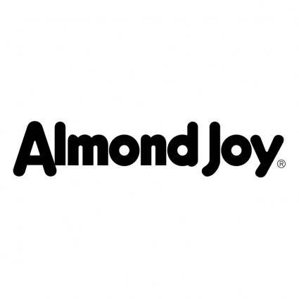 free vector Almond joy