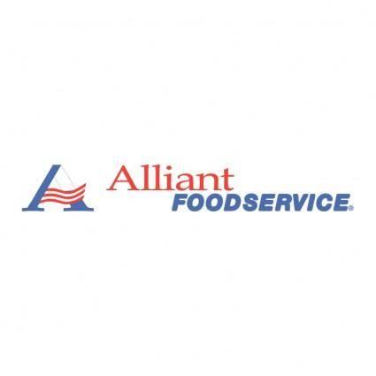 Alliant foodservice