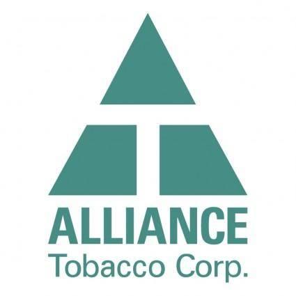 free vector Alliance tobacco
