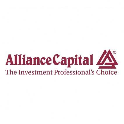 free vector Alliance capital 0