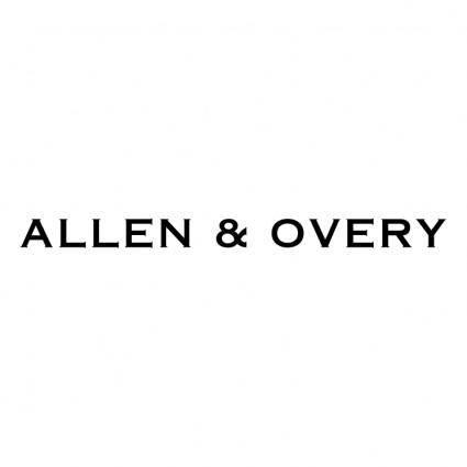 Allen overy